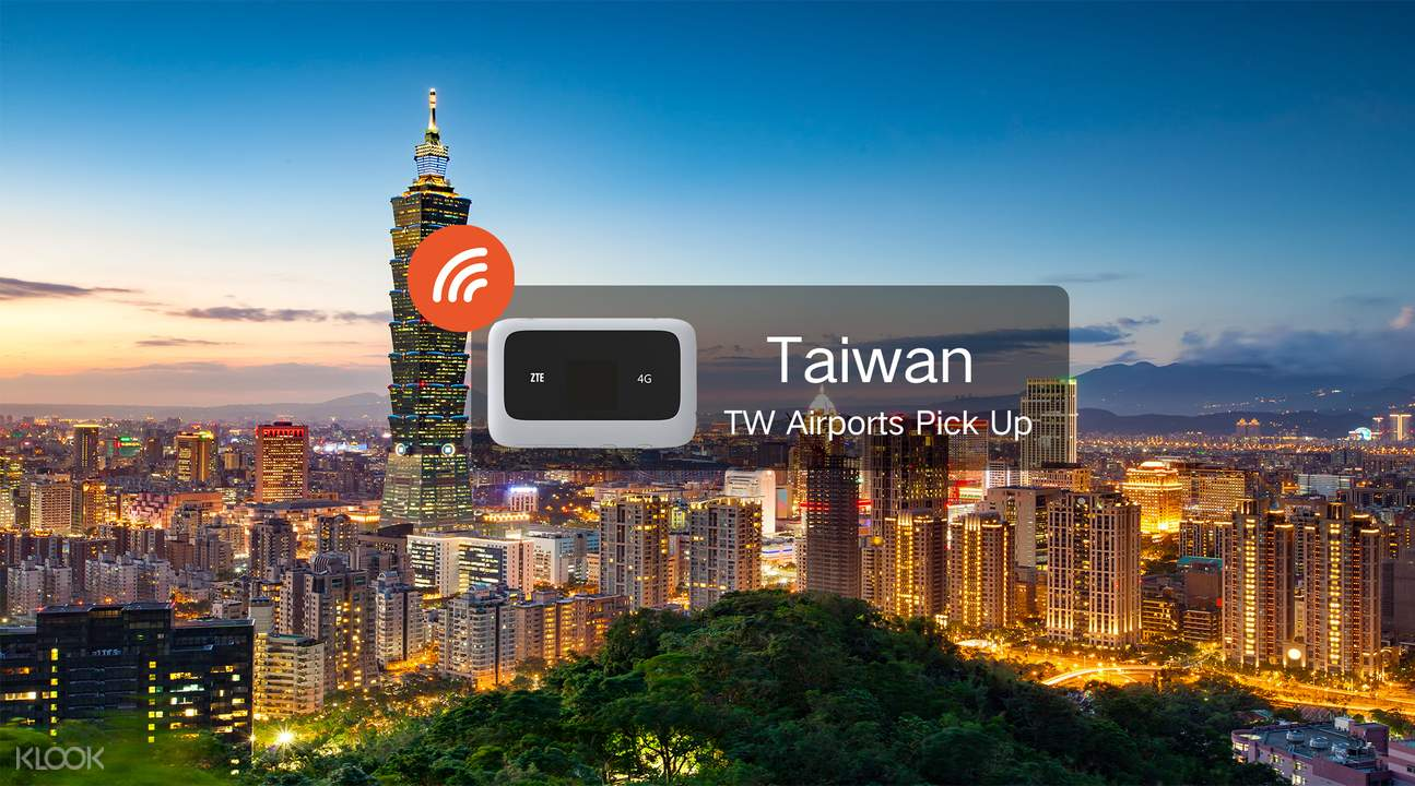 taiwan pocket wifi